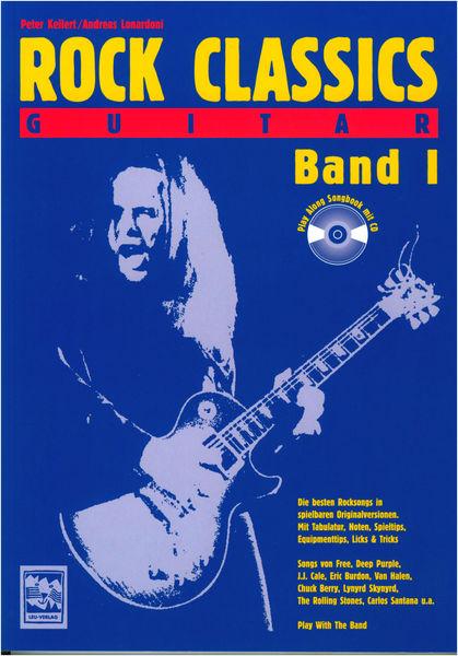 Leu Verlag Rock Classics Guitar 1