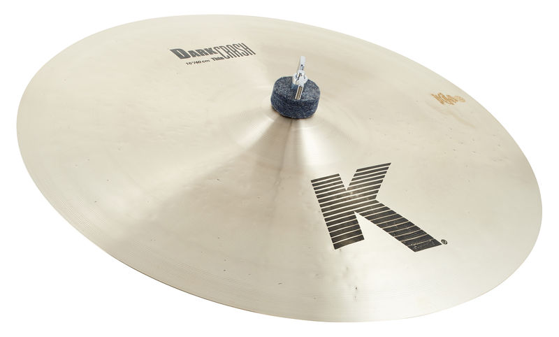 "Zildjian 16"" K-Series Dark Crash Thin"