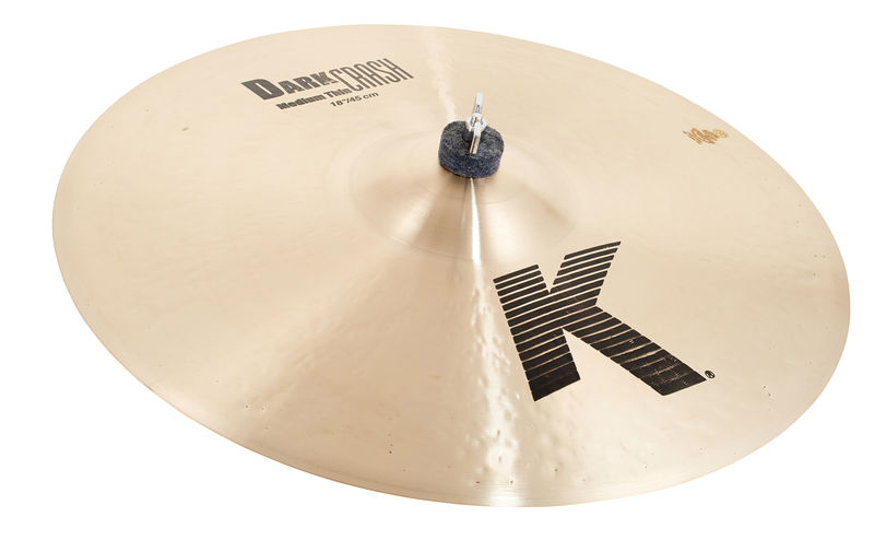 "Zildjian 18"" K-Series Dark Crash"