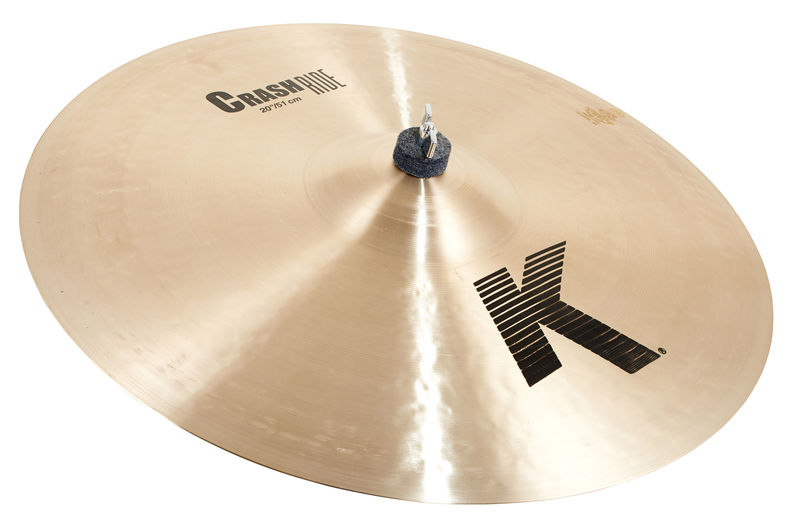 "Zildjian 20"" K-Series Crash / Ride"