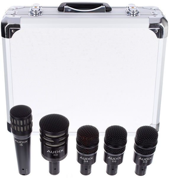 DP5-A Drum Microphone Set Audix
