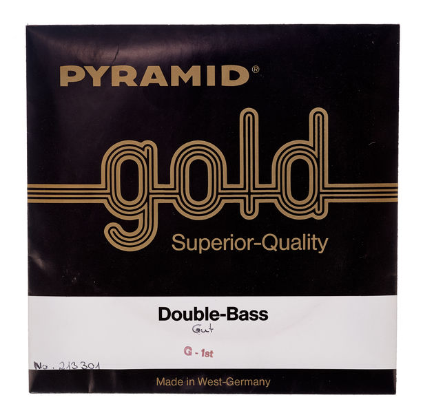 Pyramid Double Bass String G