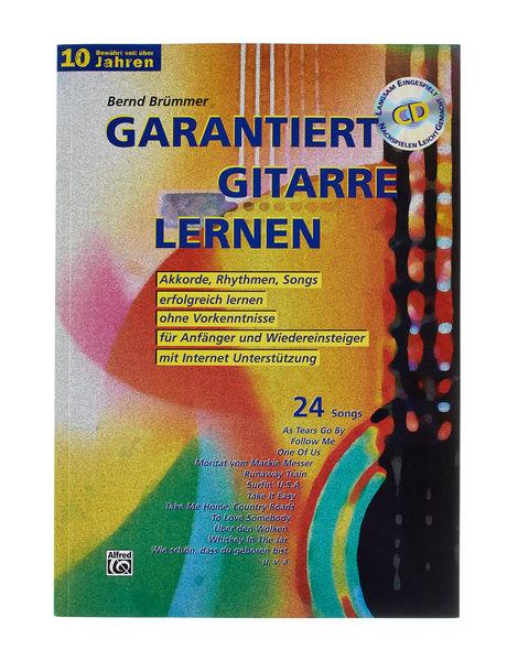 Garantiert Gitarre Lernen Alfred Music Publishing