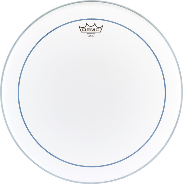"Remo 18"" Pinstripe Coated"