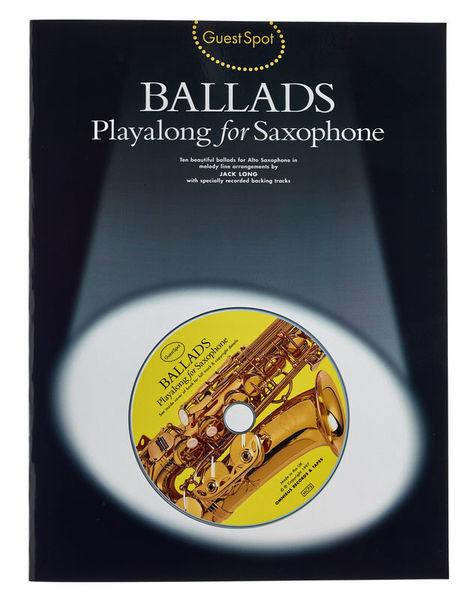 Music Sales Ballads (Alto-Sax)