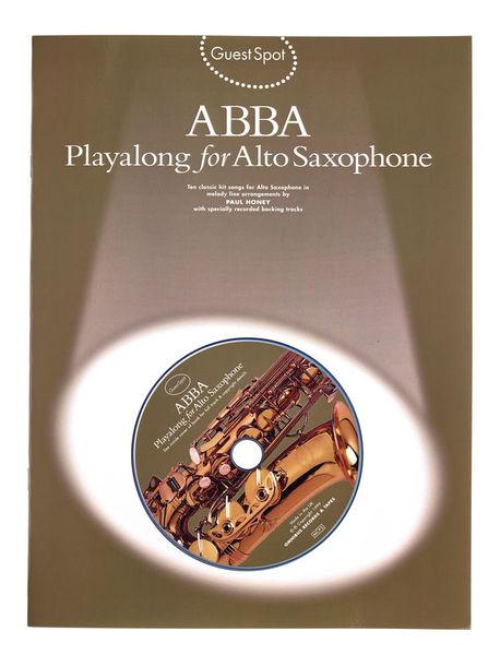 Music Sales ABBA (Alto-Sax)