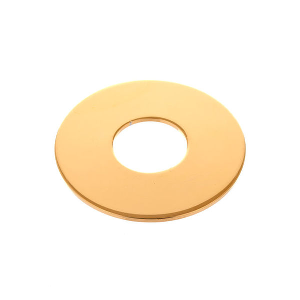 Schaller 155 Coverplate Gold