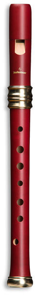 Mollenhauer 4117R Adris Dream Recorder Red