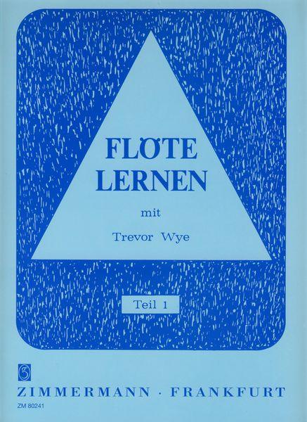 Zimmermann Verlag Flöte Lernen Mit Trevor Wye 1