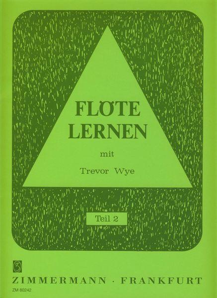 Zimmermann Verlag Flöte Lernen 2 mit Trevor Wye