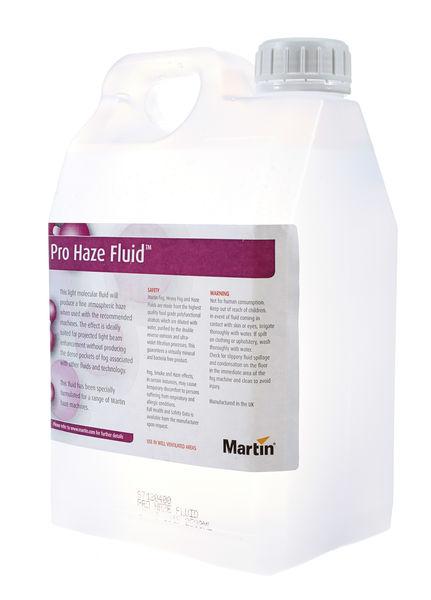 Jem Pro Haze Fluid 2,5l