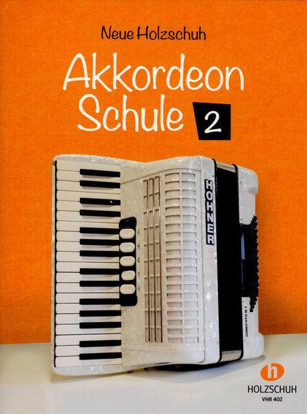 Holzschuh Verlag Neue Akkordeon Schule 2