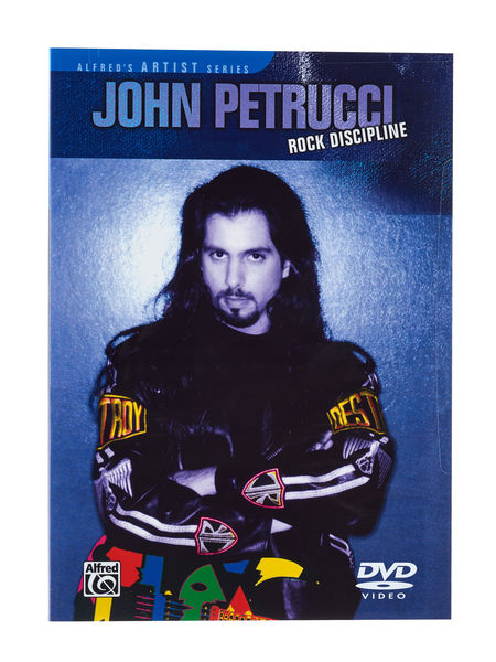 Alfred Music Publishing J.Petrucci Rock Discipline DVD