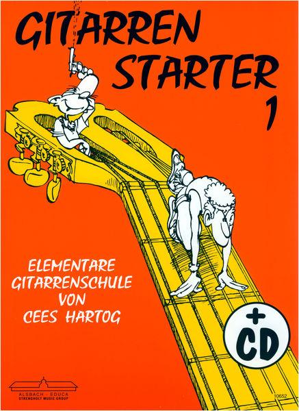 Gitarrenstarter Bd.1 Cees Hartog