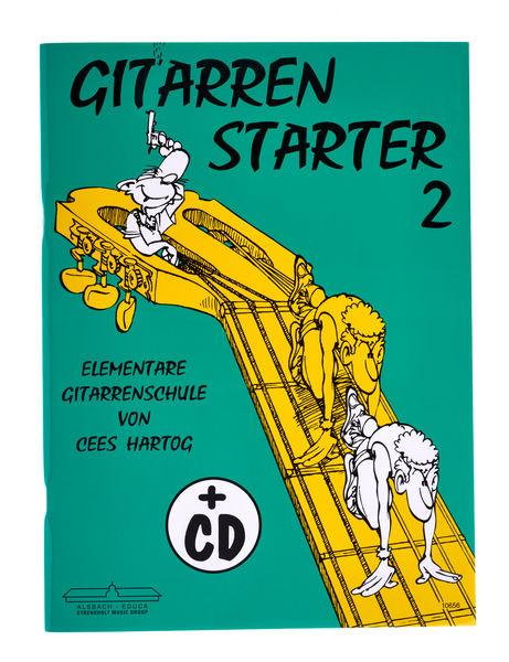 Cees Hartog Gitarrenstarter Bd.2