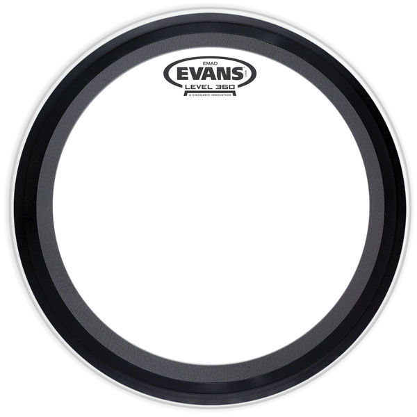 "Evans 18"" EMAD Coated Bass Drum"