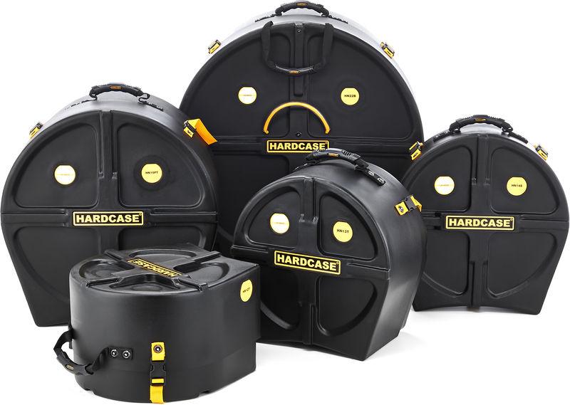 Drum Case Set HStandard Hardcase