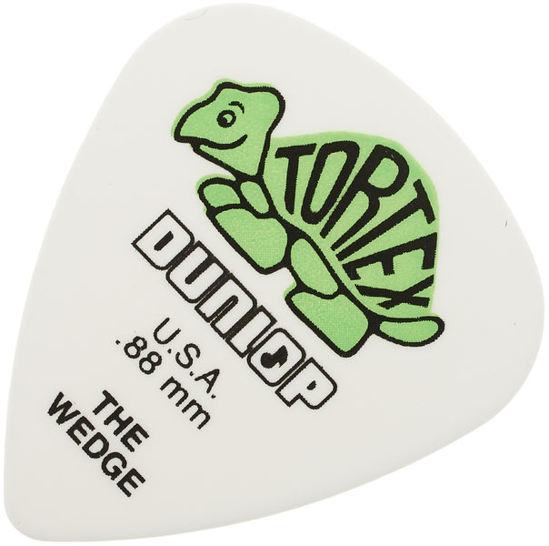 Dunlop Plectrums Tortex Wedge 0,88