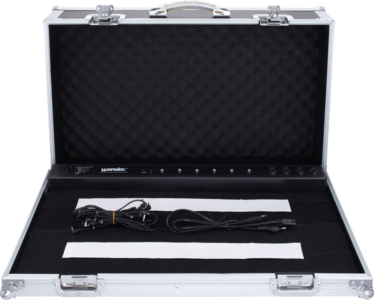 Rockcase RC 23120B Pedalboard Case