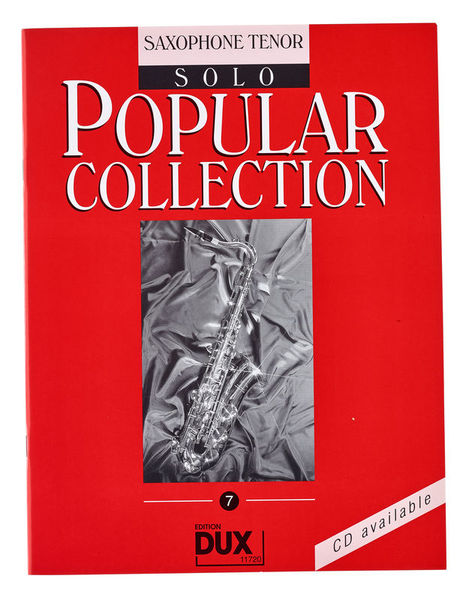 Edition Dux Popular Collection 7 (T-Sax)