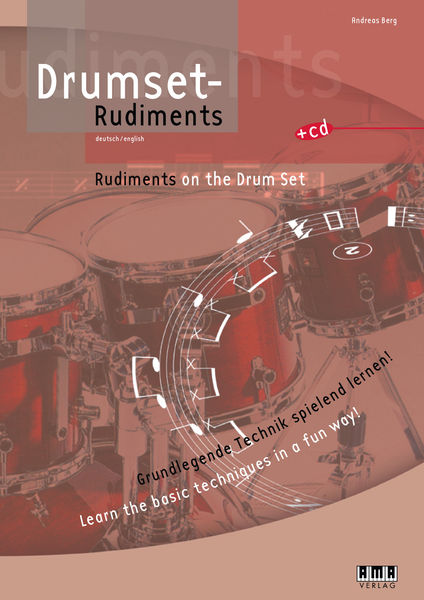 AMA Verlag Rudiments On The Drum Set