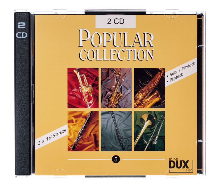 Edition Dux Popular Collection CD 5