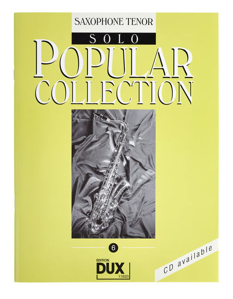 Edition Dux Popular Collection 6 (T-Sax)