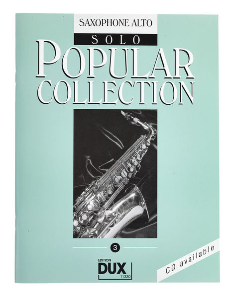 Edition Dux Popular Collection 3 (A-Sax)