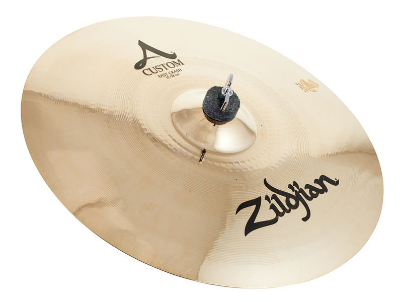 "Zildjian 15"" A-Custom Fast Crash"
