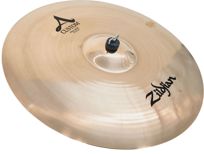 "Zildjian 22"" A-Custom Ping Ride"