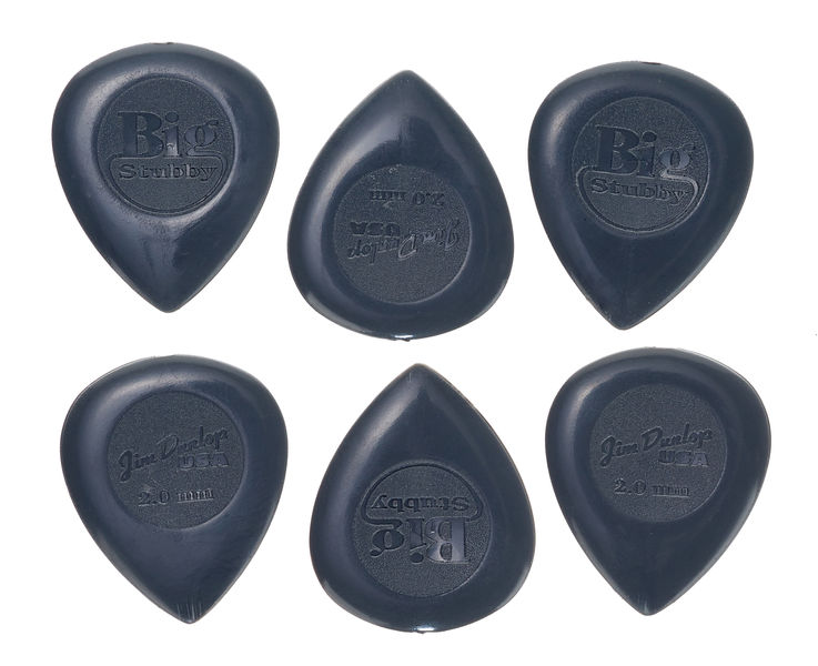 Dunlop Big Stubby Nylon 2,00