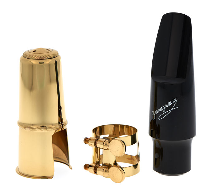 Yanagisawa Alto Sax Mouthpiece Ebonite 4
