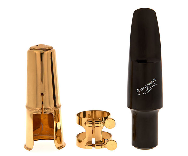 Yanagisawa Barit.Sax Mouthpiece Ebonite 8