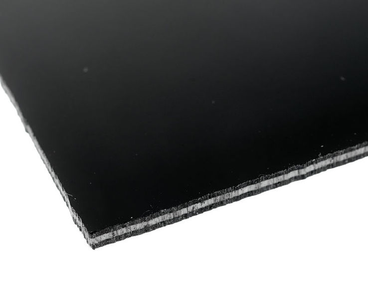 Göldo PG53B Pickguard Blank BK