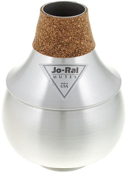 Jo-Ral Trumpet Bubble Aluminium