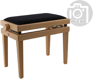 Andexinger 486 S Piano Bench Leather Seat