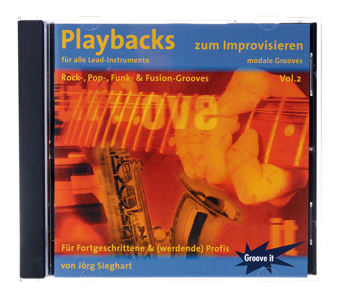 Tunesday Records Playbacks zum Improvisieren 2