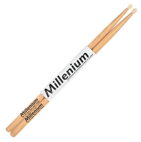 Millenium H5BN Hickory Sticks -Nylon-