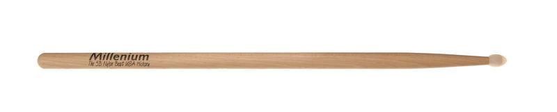 Millenium H5BN Hickory Sticks -Nylon-
