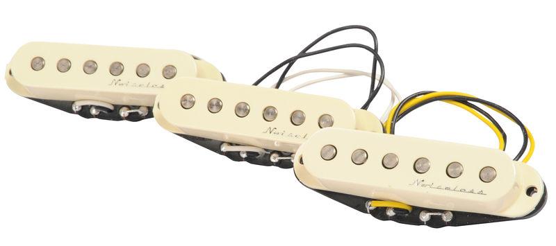 Fender Hot Noiseless Set