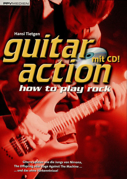 PPV Medien Guitar Action How To Play Rock