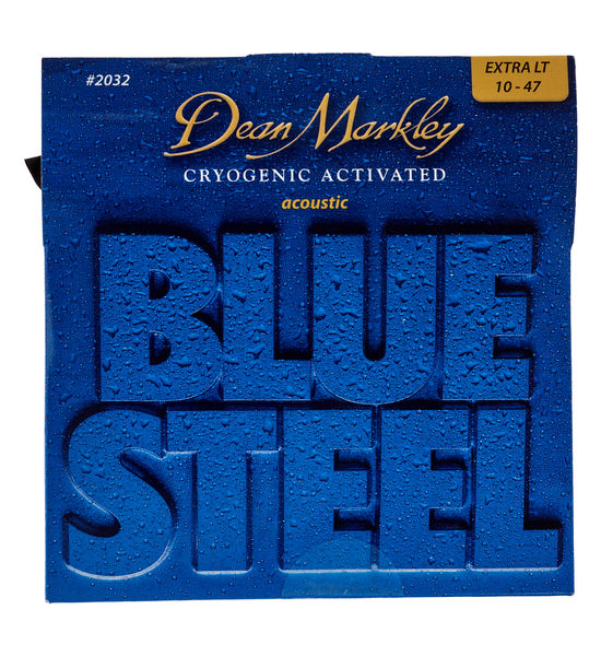 Dean Markley 2032XL Western Blue Steel