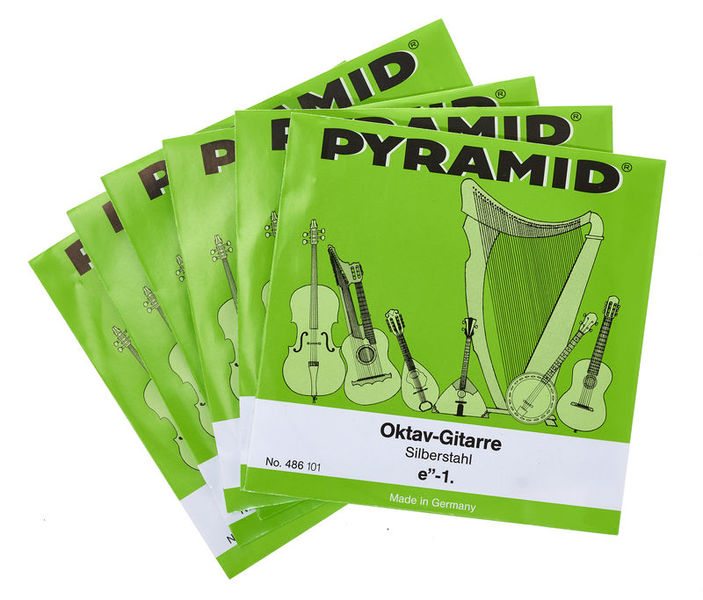 Pyramid Octav Guitar Steel