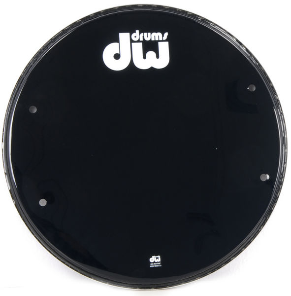 "DW 20"" Bass Drum Resonant Head B"