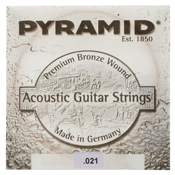 Pyramid 021 Single String
