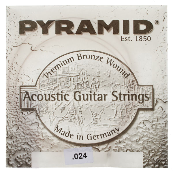 Pyramid 024 Single String