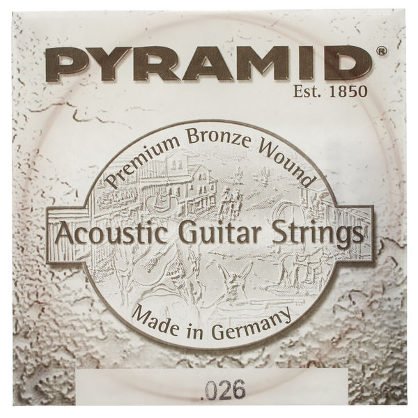 Pyramid 026 Single String