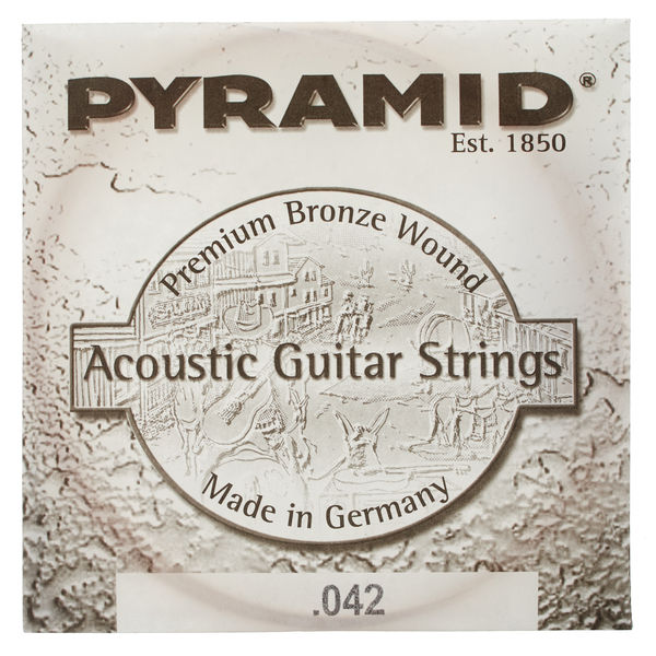 Pyramid 042 Single String