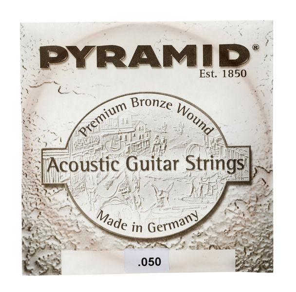 Pyramid 050 Single String