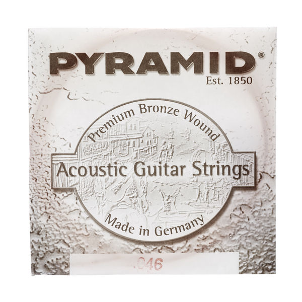 Pyramid 046 Single String